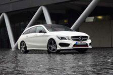 Fahrbericht – Mercedes CLA Shooting Brake – Gummisocken schick wie High Heels, aber dafür flach