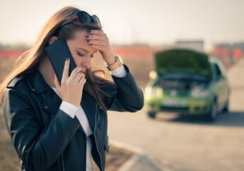 Was mache ich, wenn ich in einen Unfall verwickelt bin?