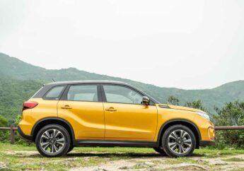 Suzuki Vitara – handliche Reisschüssel mit SUV-Ambitionen