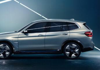 Kein Grund zum SUV-Bashing: BMW ix3