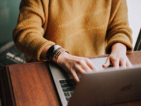 Online anmelden – und uns bleibt mehr Zeit für Gemeinsames!